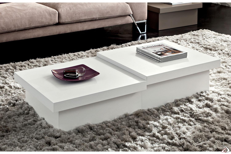 Tavolini moderni contenitori in legno