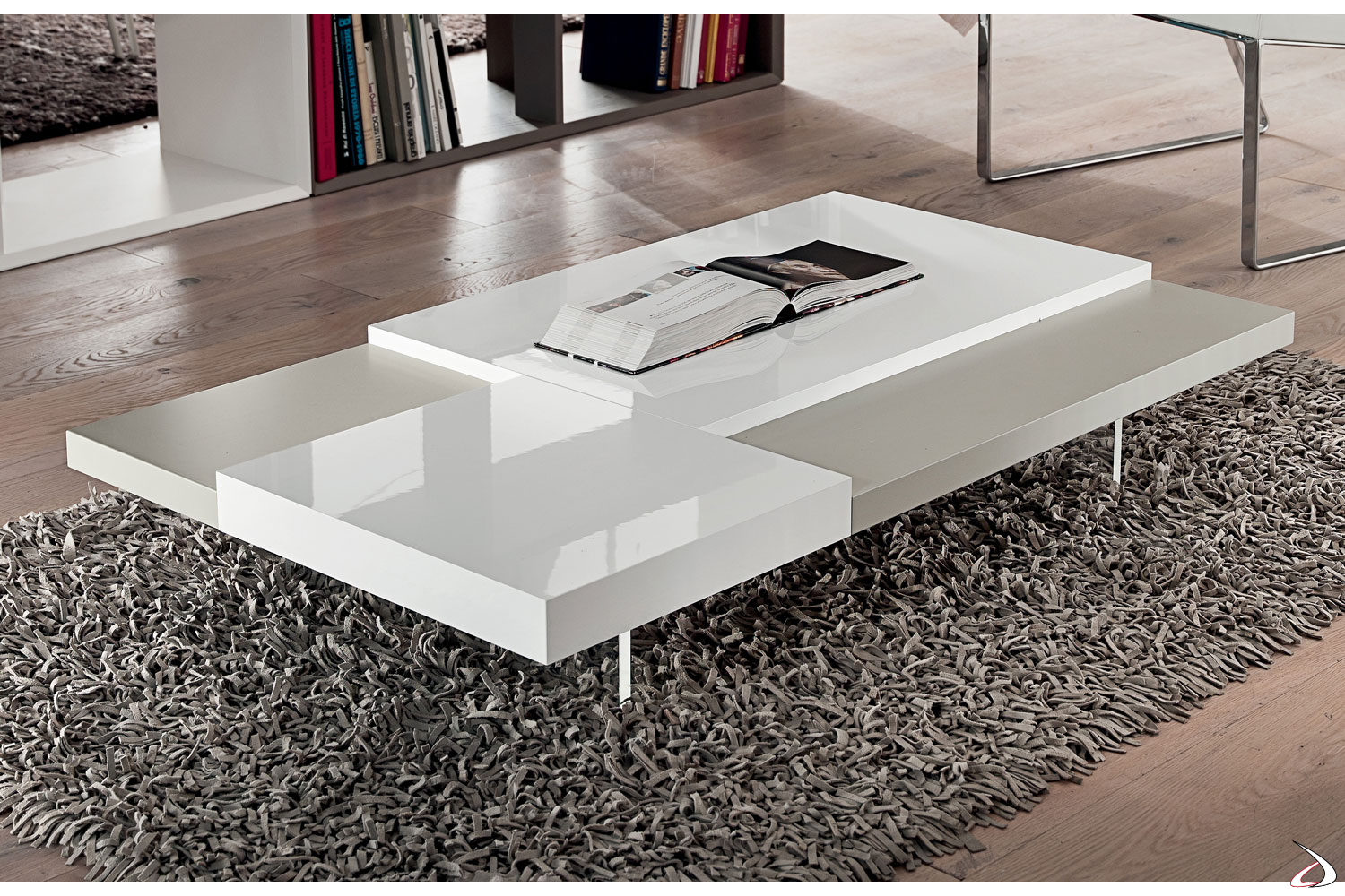 Cire coffee table