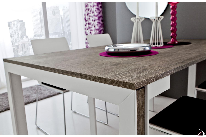 Tavolo consolle design allungabile
