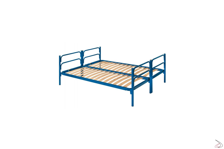 Reti Per Letti A Castello.Berenice Bunk Bed Base Toparredi Arredo Design Online