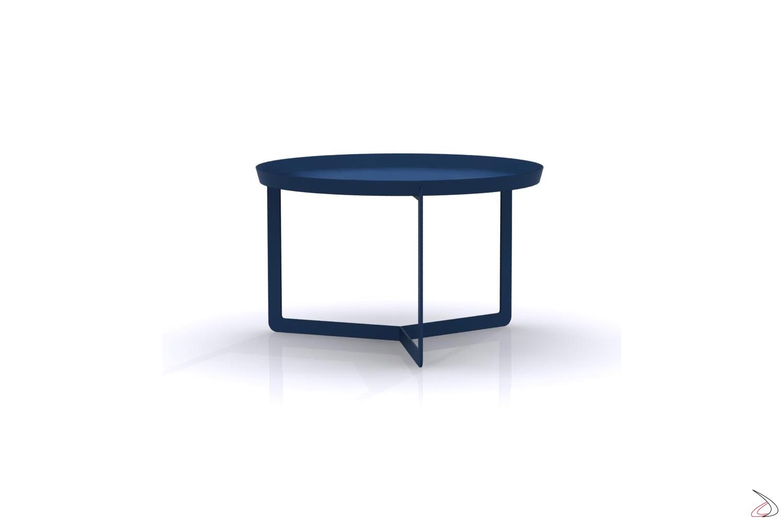 Tavolino Basso Rotondo.Tavolino Round