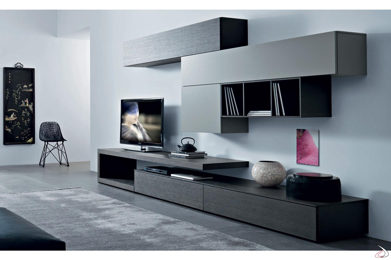 Mobile Soggiorno Design Moderno.Mobile Soggiorno Moderno Scevis Toparredi Arredo Design Online