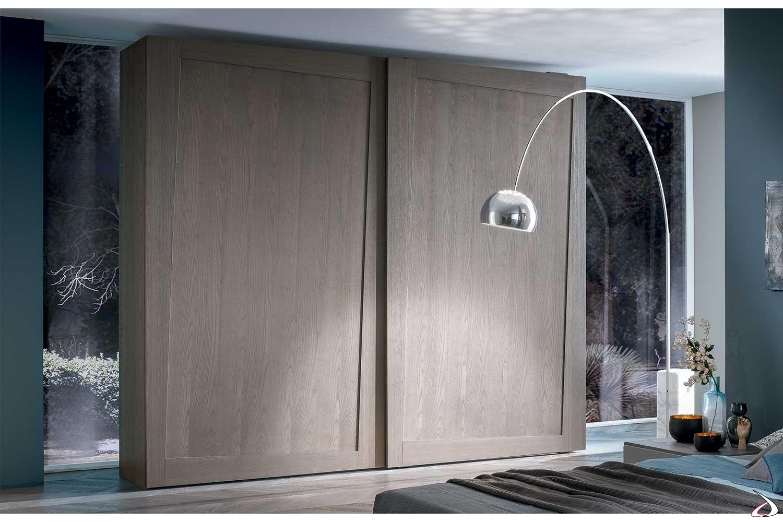 Armadio 2 Ante In Legno.Giara Sliding Door Wardrobe Toparredi Arredo Design Online