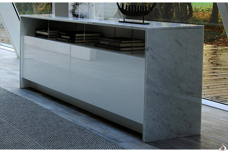 Madia design da soggiorno Alena | TopArredi - Arredo ...