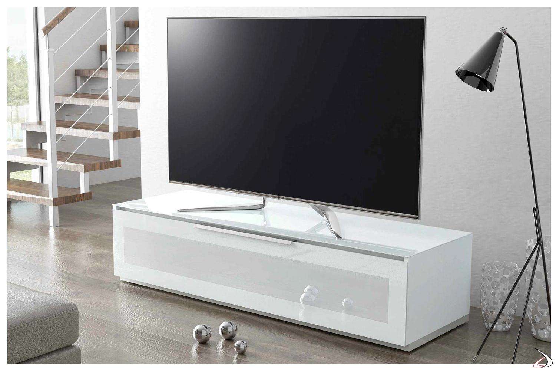 FROZEN MOBILE PORTA Tv 3 Ante Living Cemento design moderno ...