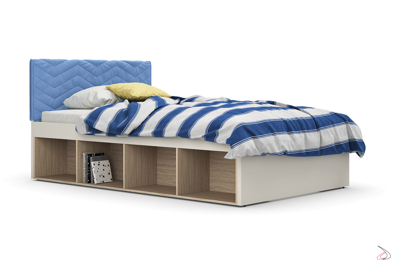 Letto 100x200.Nuk Wooden Single Bed For Children Toparredi Arredo Design Online