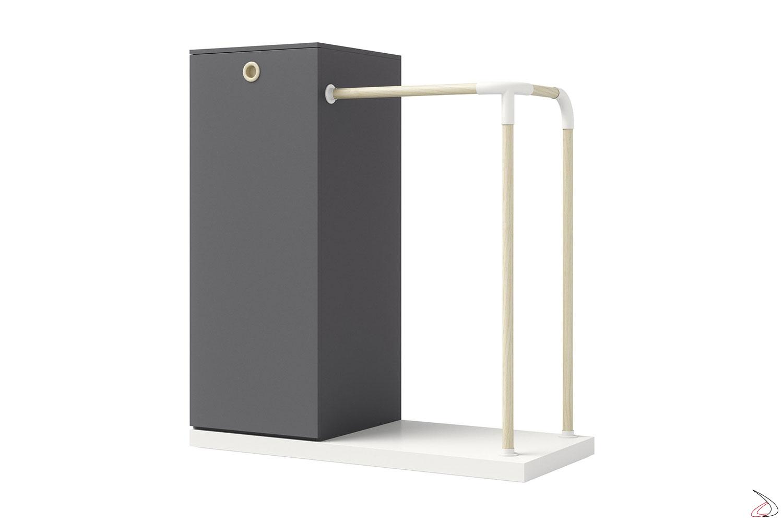 Appendiabiti Moderno.Loop Coat Stand