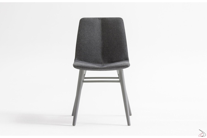 Sedie In Legno Design.Sedia Natt