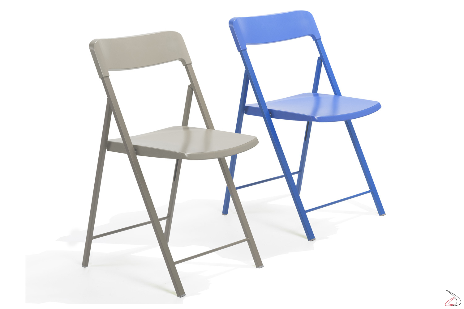 Sedie In Plastica Design.Zeta Folding Chair In Polypropylene Toparredi Arredo Design Online