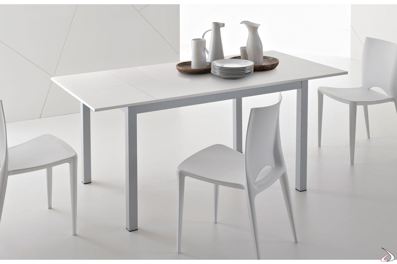 tavolo da cucina allungabile economico plutone toparredi