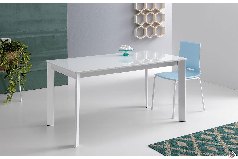 Tavoli Da Cucina Design.Tavolo Allungabile In Laminato Cleaf Zen Toparredi Arredo