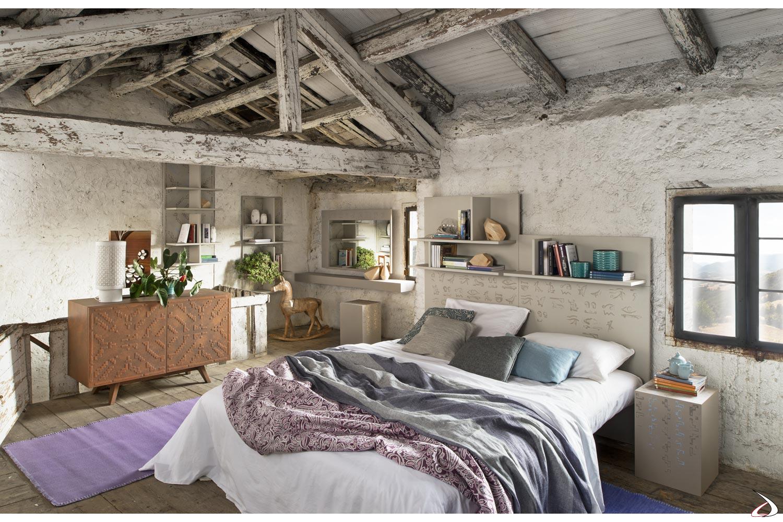 Madia moderna per camera da letto