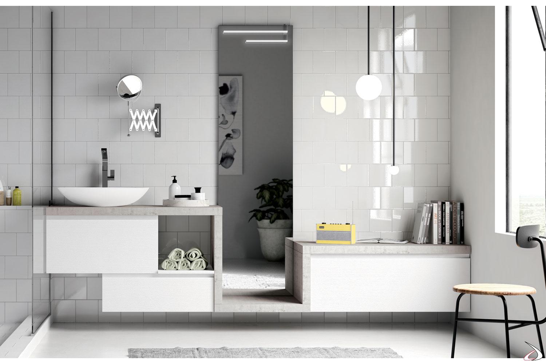 Arredamento Di Design bagno amaranto