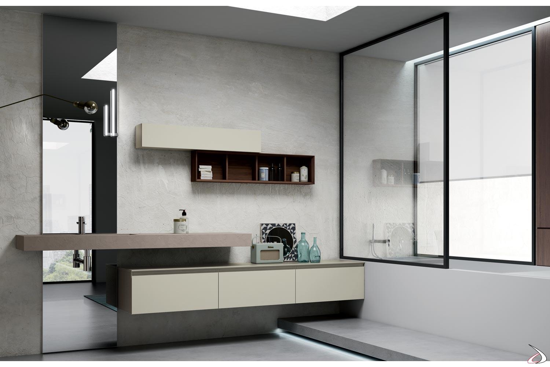 Arredo Bagno Moderno Design.Balboa Bath