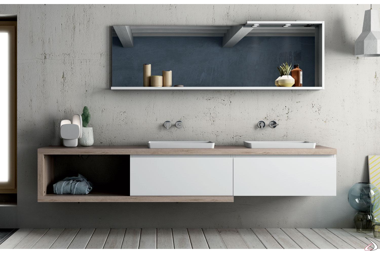 Mobile Bagno Lavandino Incasso bagno bucaneve