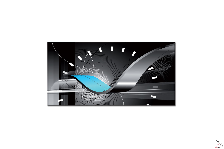 Quadro moderno stampato su tela o vetro, Onda