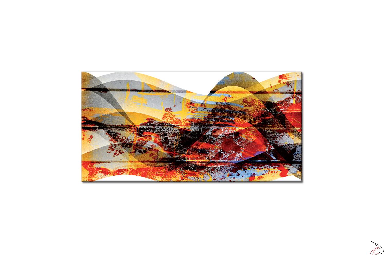 Quadro moderno stampato su tela o vetro, Maree