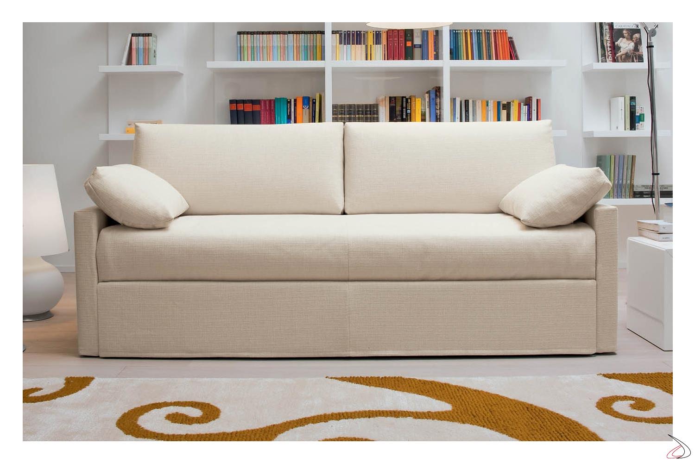 Divano Due Posti Moderno.Sofa Convertible Into 2 Paiper Beds Toparredi Arredo Design Online