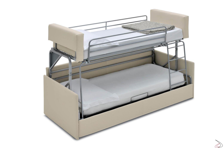 Divano A Letto A Castello.Castel Modern Bunk Bed Sofa Toparredi Arredo Design Online