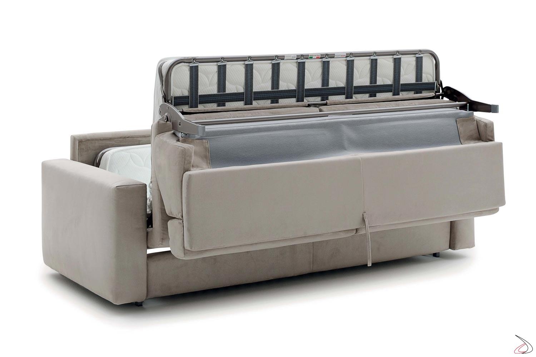 Divano Letto Pieghevole.Aladin Desing Folding Sofa Bed Toparredi Arredo Design Online
