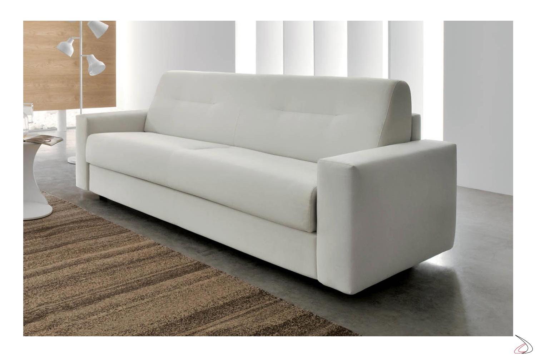 Divano Letto Matrimoniale Moderno.Modern Pechino 3 Seater Sofa Bed Toparredi Arredo Design Online