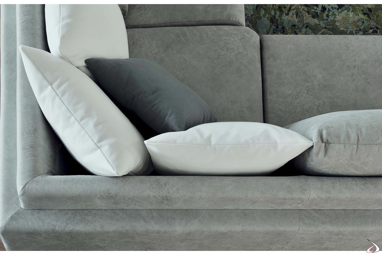 Divani Letto Ad Angolo Moderni.Alvise Sofa Bed With Chaise Lounge Toparredi Arredo Design Online
