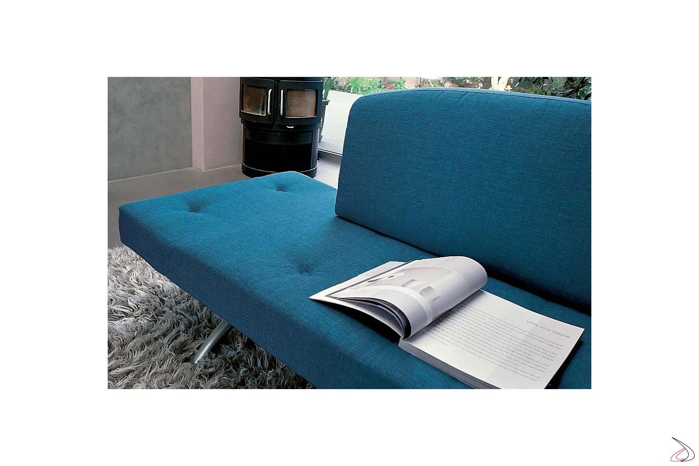 Divano Letto Singolo Economico.Single Click Sofa Bed Gaucio Clac Toparredi Arredo Design Online