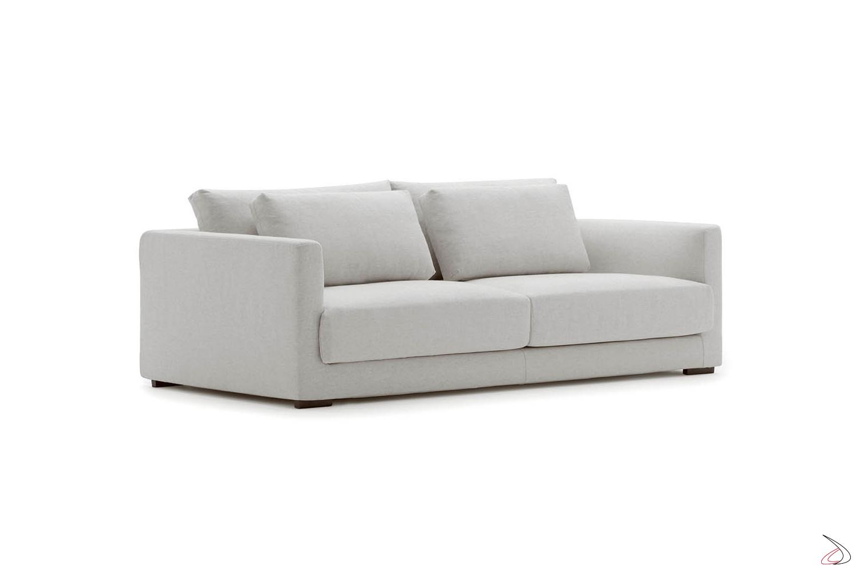 Divano Due Posti Moderno.Pluffy Sofa With Double Backrest Toparredi Arredo Design Online