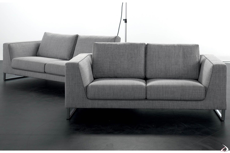 Divano Due Posti Moderno.Gary Modern 2 Seater Sofa Toparredi Arredo Design Online