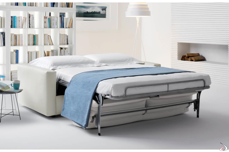 Divano Letto Matrimoniale 160x190.Floris Convertible 2 Seater Sofa Bed Toparredi Arredo Design