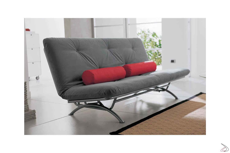 Divano Letto Apertura Libro.Namir Folding Sofa Bed Toparredi Arredo Design Online