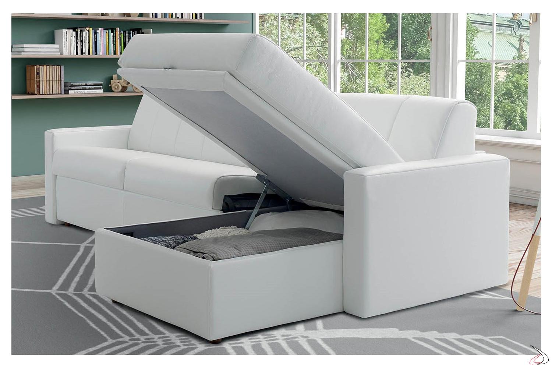 Letti Ad Angolo Con Contenitore.Design Sofa Bed With Astrid Daybed Toparredi Arredo Design Online