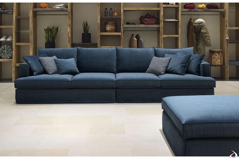 Divano 4 Posti Lineare.Comfort Elegance And Simplicity Doggy Sofa Toparredi Arredo