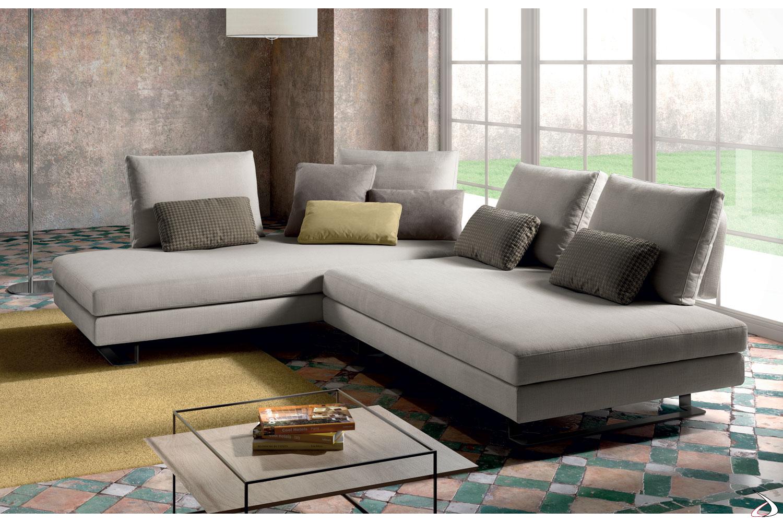 Divano Ad Angolo Moderno Design.Divano Ad Angolo Di Design Sound Toparredi Arredo Design Online