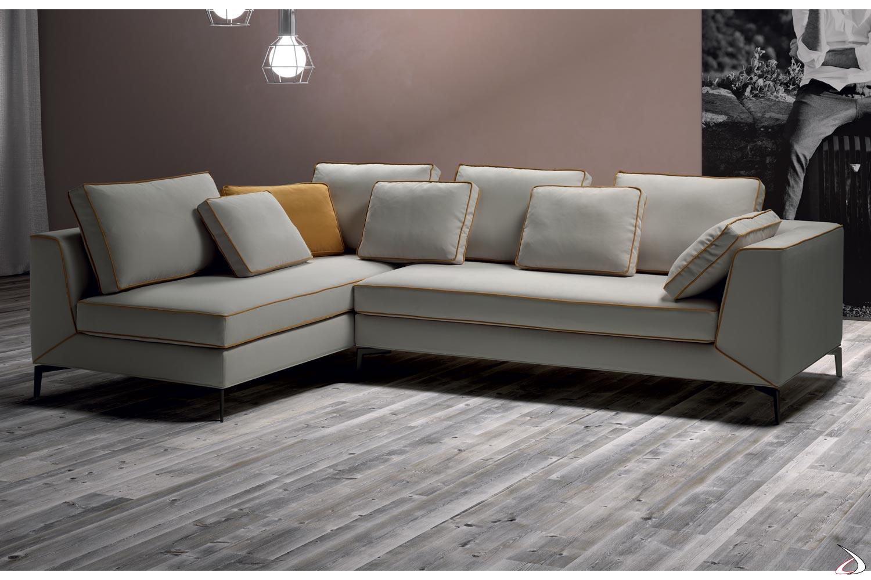 Divano Con Penisola.Sugre Sofa