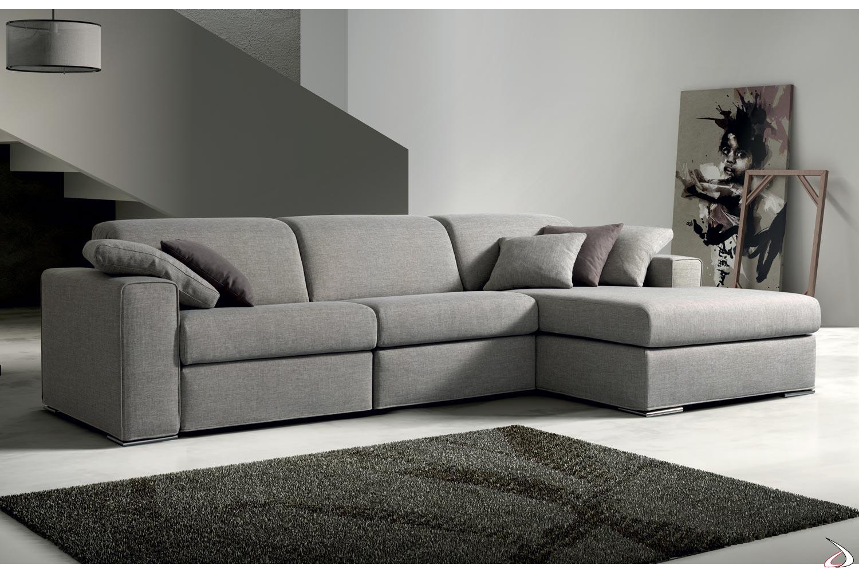 Divani Con Meccanismo Relax limpid sofa