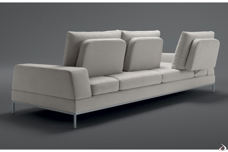 Divano Con Schienale Mobile.Sound Movable Sofa With Backrest Toparredi Arredo Design Online