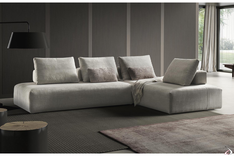 Divani Componibili In Tessuto.Droll Harmonious Sofa Toparredi Arredo Design Online