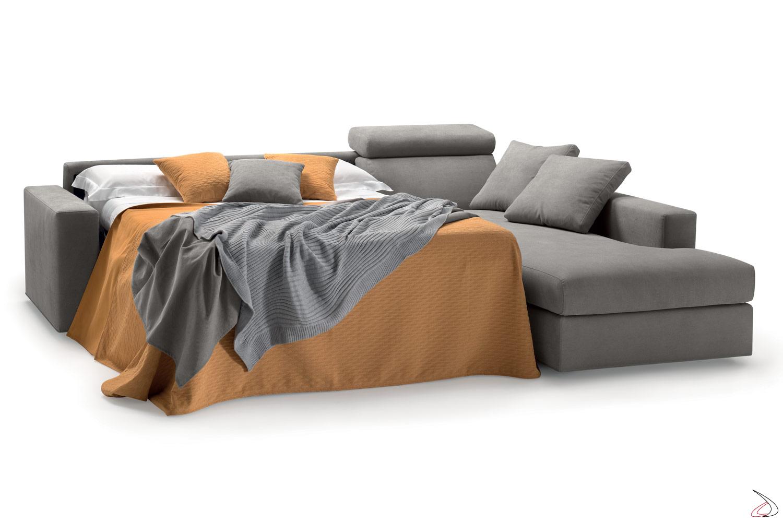 Divani Ad Angolo Con Letto.Sofa Bed With Riftac Peninsula Toparredi Arredo Design Online