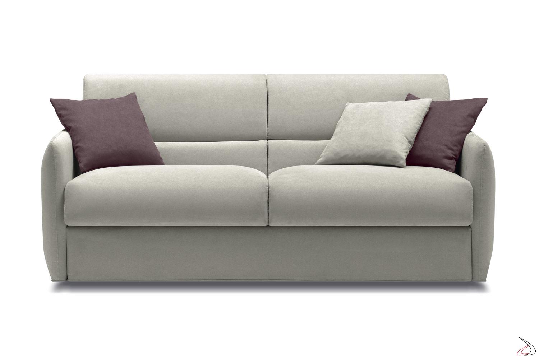 Divano Letto 2 Posti Matrimoniale.Laxy Double Sofa Bed Toparredi Arredo Design Online