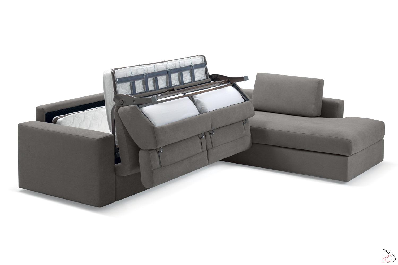 Divano Angolare Letto Matrimoniale.Sofa Bed With Riftac Peninsula Toparredi Arredo Design Online
