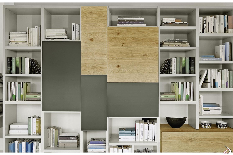 modern customizable bookcase