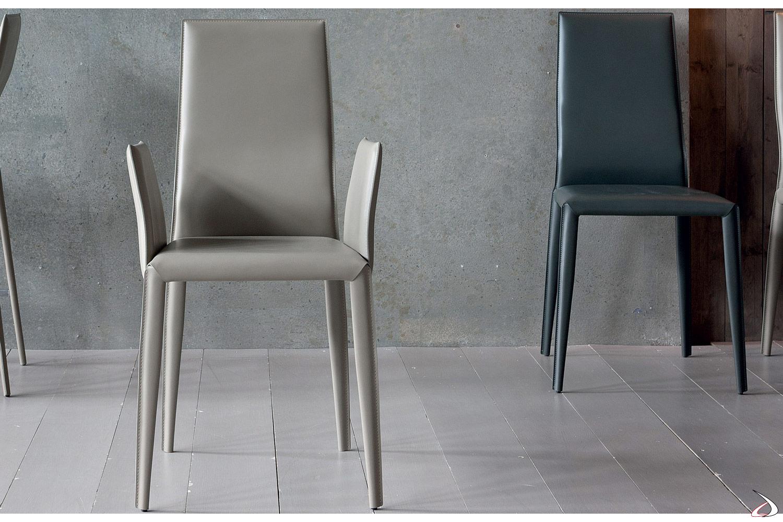 Sedie Moderne Di Design.Skill Chair