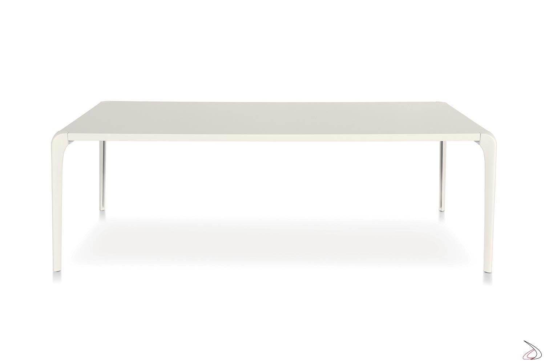 Tavolo Quadrato Allungabile Bianco.Cedar Fixed Or Extendable Square Dining Table Toparredi Arredo