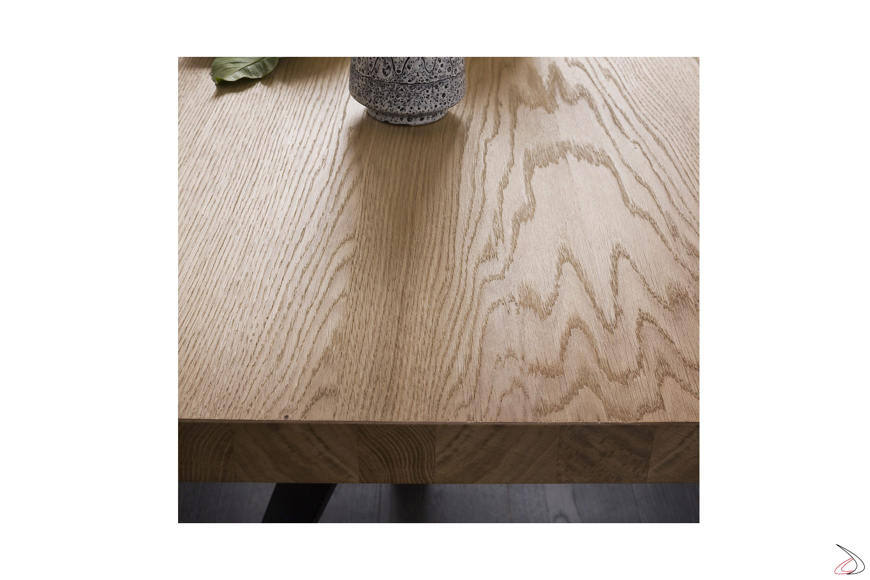 Tavolo da soggiorno in legno