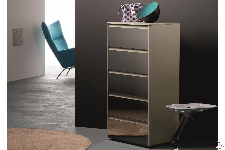 Septet 5 drawers for the bedroom