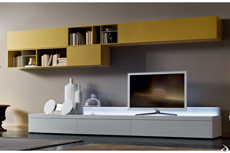 Illuminazione Per Soggiorno Moderno soggiorno hunter