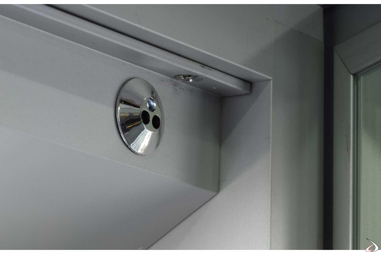 Interruttore a infrarossi per illuminazione interna