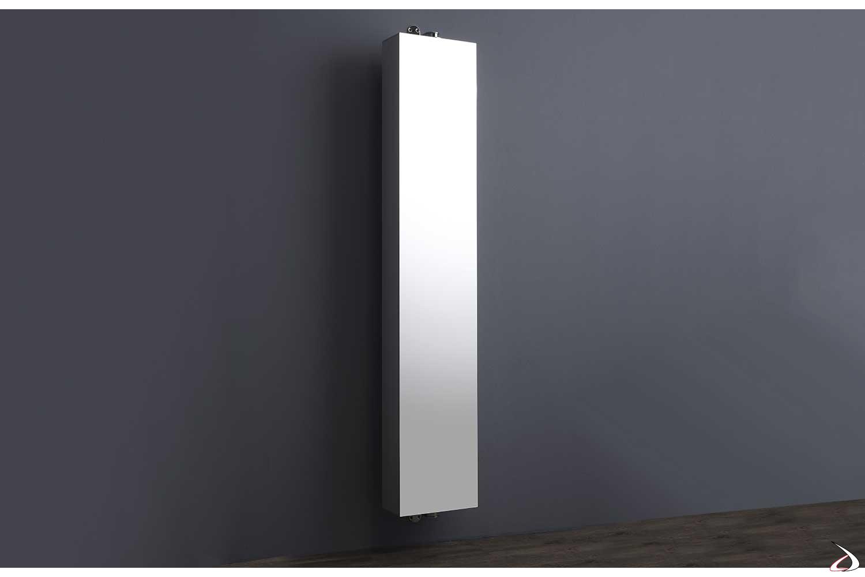 Colonna Specchio Bagno.Swivel Bathroom Column With Nibiru Mirror Toparredi