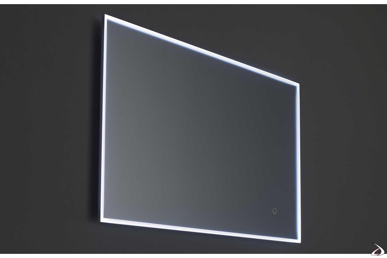 Specchio Con Luce Led.Atlas Mirror